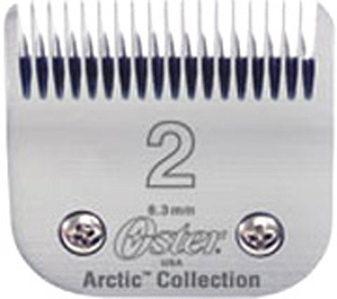 02640 Oster (76918-126) Model 76 & 89 Blade Size 2