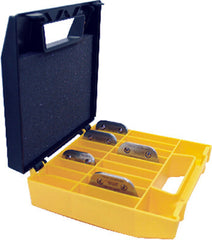 Blade Case w/ Locking Lid - holds 18 blades