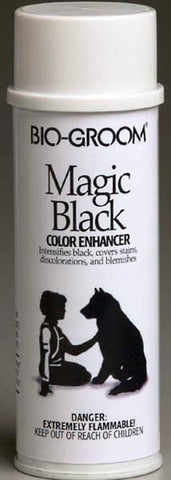 Magic Black Spray Chalk - 8 oz.