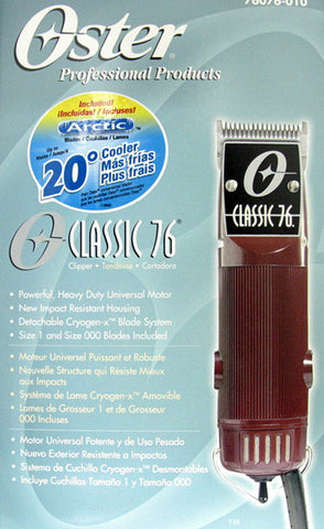 Oster Model 89 HD Salon Clipper