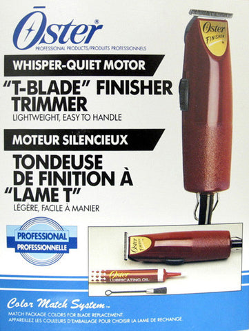 Oster Model 59 T-Finisher Trimmer