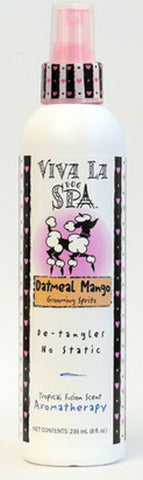 Viva La Dog Oatmeal Mango Cologne