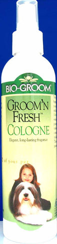 Bio-Groom Groom-N-Fresh Cologne, 8 oz.