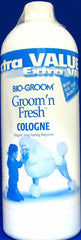 Bio-Groom Groom-N-Fresh Cologne, 32 oz.