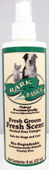 Bark 2 Basics Fresh Scent Cologne, 12 oz.