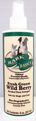 Bark 2 Basics Wild Berry Cologne, 12 oz.