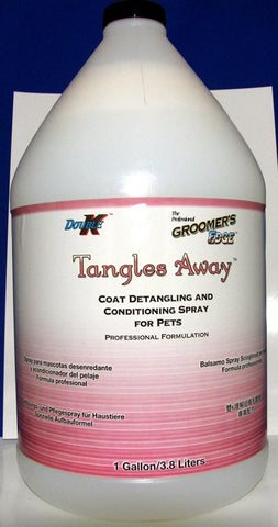 Groomer's Edge Tangles Away, 1 Gallon