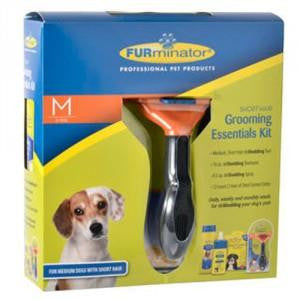 Furminator Grooming Essential Kit