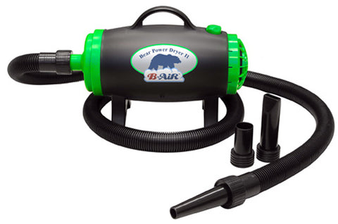Bear Power Dryer, 2 Motors w/ Variable Speeds