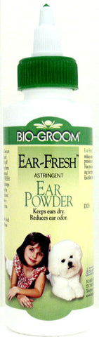 Bio-Groom Ear Fresh Powder, 24g