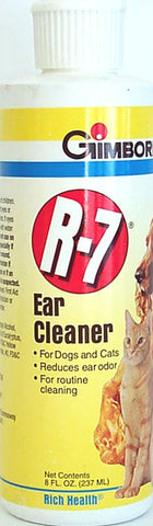 R-7 Ear Cleaner, 8 oz.