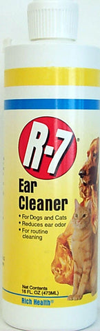 R-7 Ear Cleaner, 16 oz.