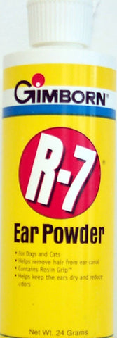 R-7 Ear Powder, 24g