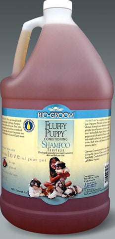Fluffy Puppy Tearless Conditioning Shampoo, 1 Gallon