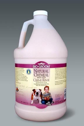 Natural Oatmeal Anti-Itch Creme Rinse Conditioner, 4:1, 1 Gallon
