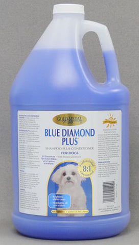 "Blue Diamond ""Plus"" Shampoo, 8:1"