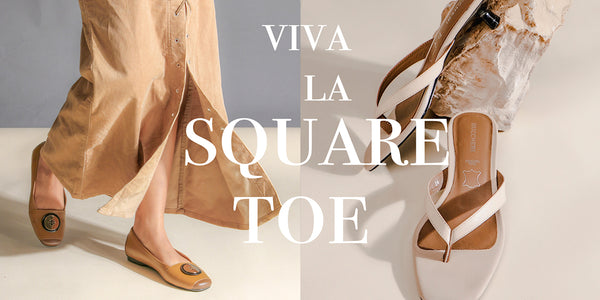 Viva La Square Toe Collection