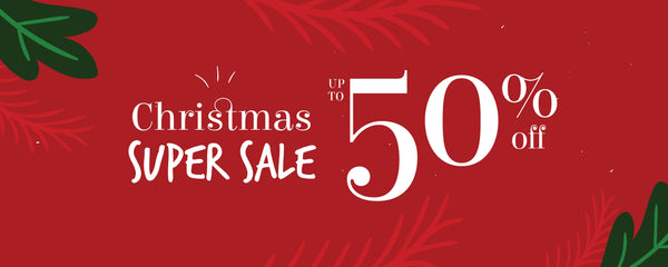 Buccheri Christmas Super Sale