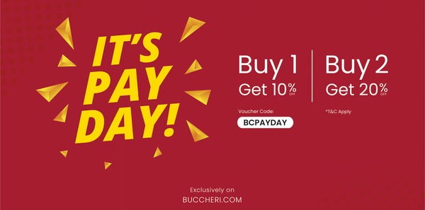 Buccheri It's Pay Day !