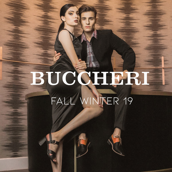 Buccheri Fall-Winter 19 Campaign