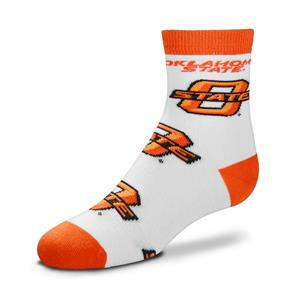 Oklahoma State Cowboys - All Over Pattern Style 903 INFANT