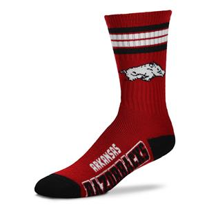 Arkansas Razorbacks - 4 Stripe Deuce Style 504 YOUTH