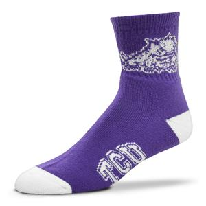 TCU Horned Frogs - Team Color Style 501 LARGE