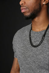 Men's AUBREY Necklace - JAKIMAC  - 2