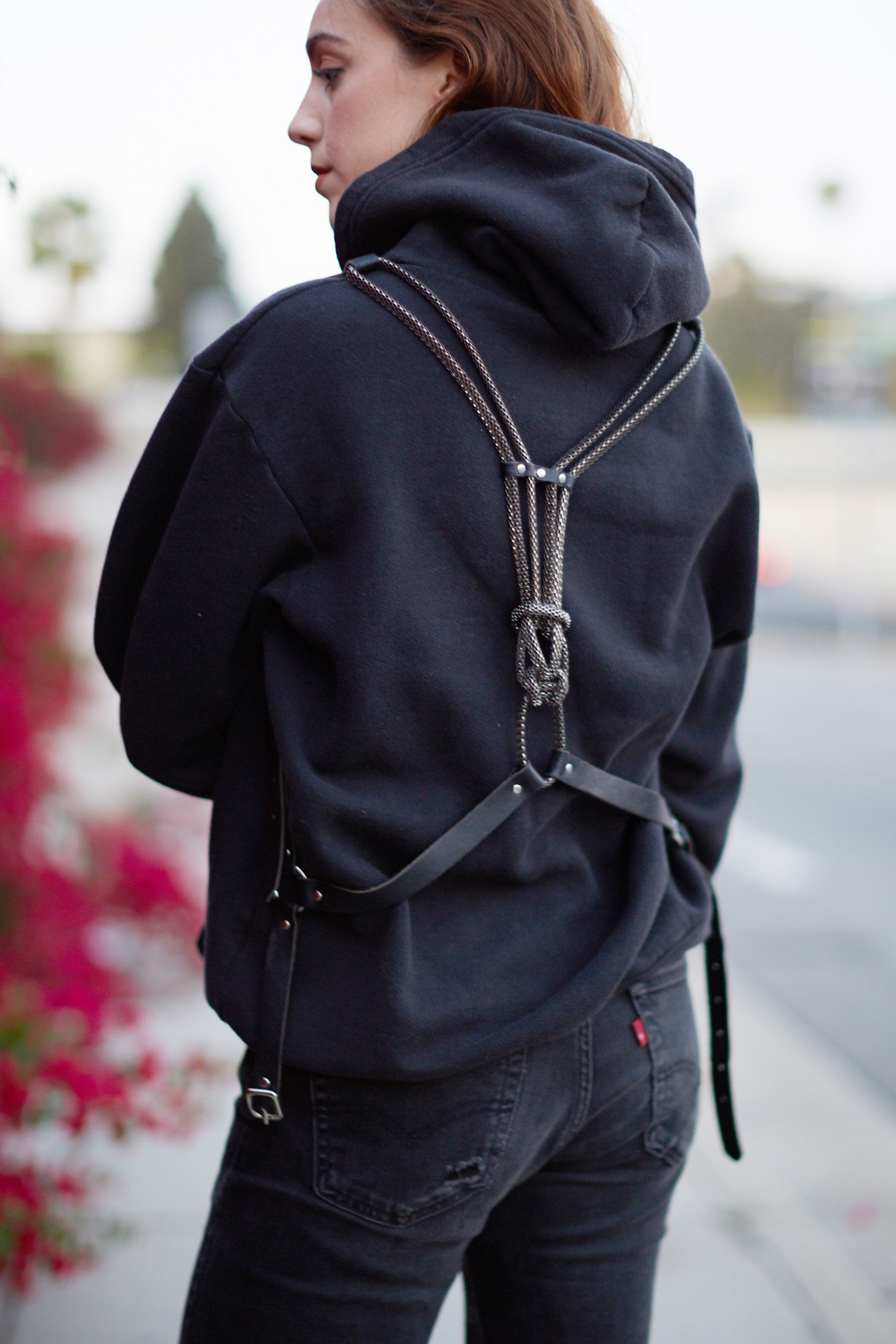 KNOT NORMAL BACK BELTED HARNESS