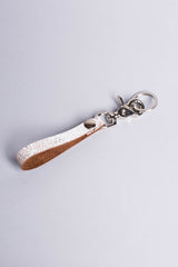Kalvin Leather Keychain - JAKIMAC  - 4