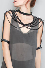 Blair Shoulder Chain - JAKIMAC  - 2