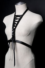 Lace Me Up Harness - JAKIMAC  - 1