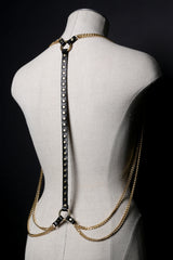 WHISPER Chain Drape Harness *NEW COLORS* - JAKIMAC  - 1
