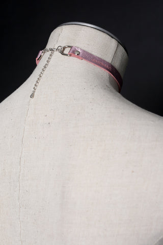 *NEW* BILLIE Leather Choker