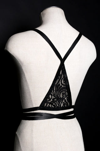 Lace Wrap Harness