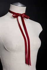 LYSA Bow Tie Necklace - JAKIMAC  - 1