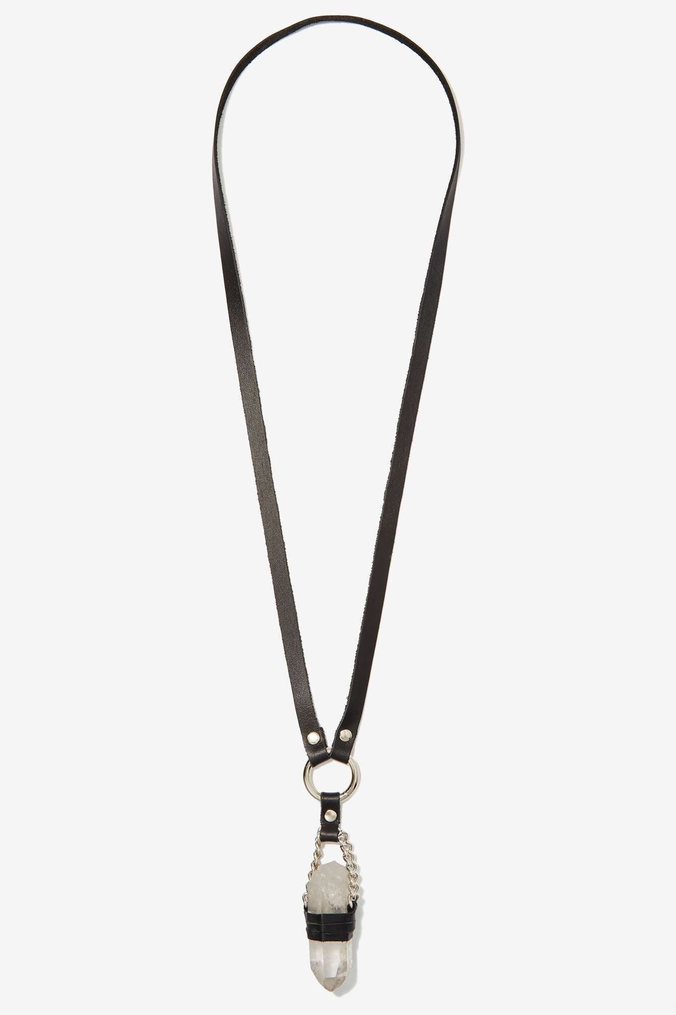 Chain Game Deity Necklace - JAKIMAC  - 1