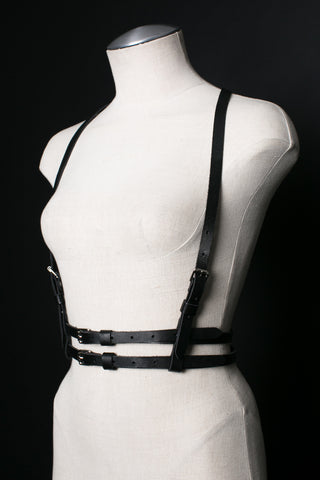 Double Belted Harness