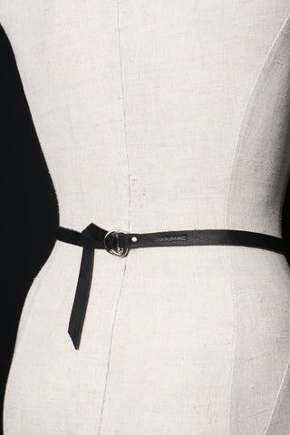 Mini Knotted Wrap Belt