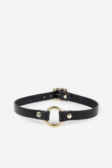 CLASSIC O-Ring Choker Necklace - JAKIMAC  - 5