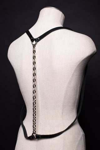 HEAVY METAL Single Chain Unisex Harness