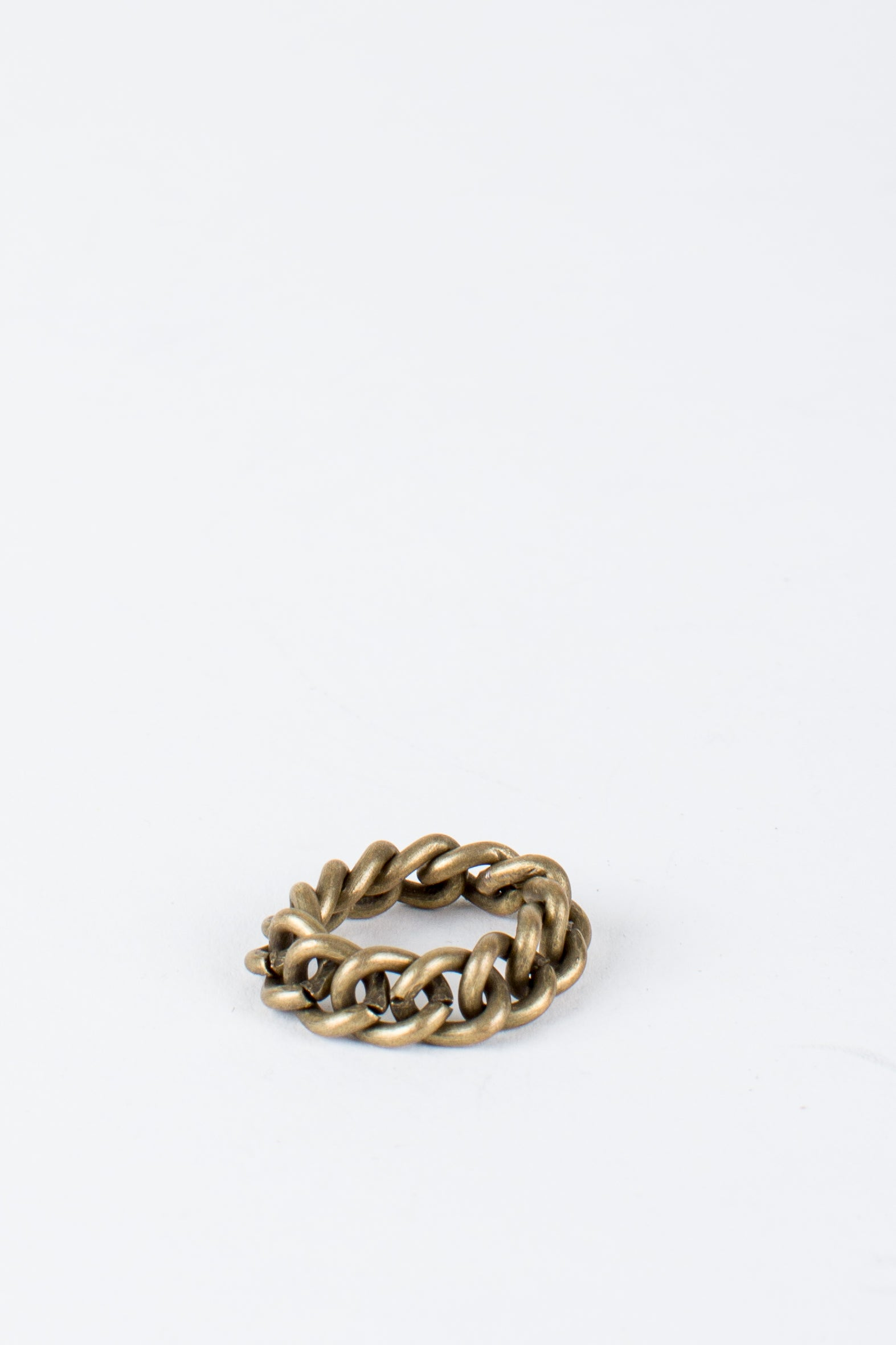 Heavy Metal Chain Ring
