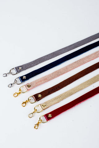 BILLIE Slim Leather Choker