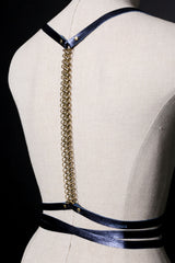 Chainmaille Wrap Harness - JAKIMAC  - 2