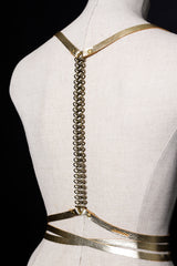 Chainmaille Wrap Harness - JAKIMAC  - 1