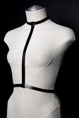 DAHLIA Slim Harness Belt
