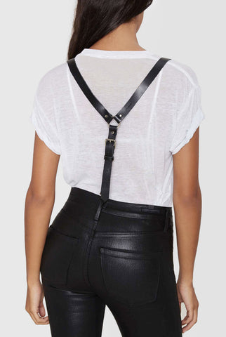 Women's Matte Suspenders