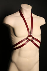 MEN'S D-Ring Harness Belt