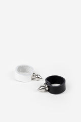 Sid Studded Ring - JAKIMAC  - 2