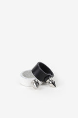 Sid Studded Ring - JAKIMAC
